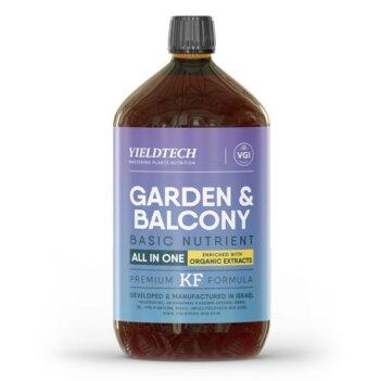 Garden-Balcony